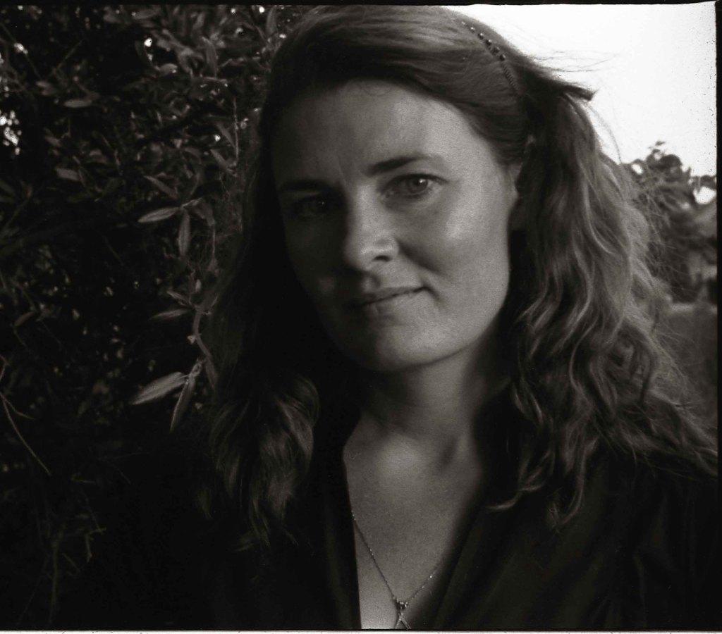 Rebecca Devine Georgetown Architect in black and white by Matt Lankes